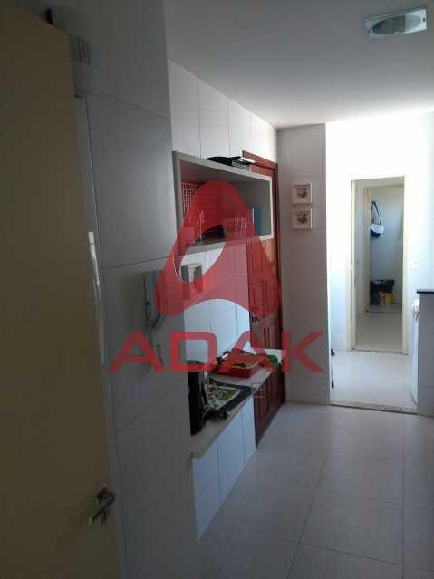 Cozinha - Apartamento 2 quartos à venda Estácio, Rio de Janeiro - R$ 450.000 - CTAP20446 - 7