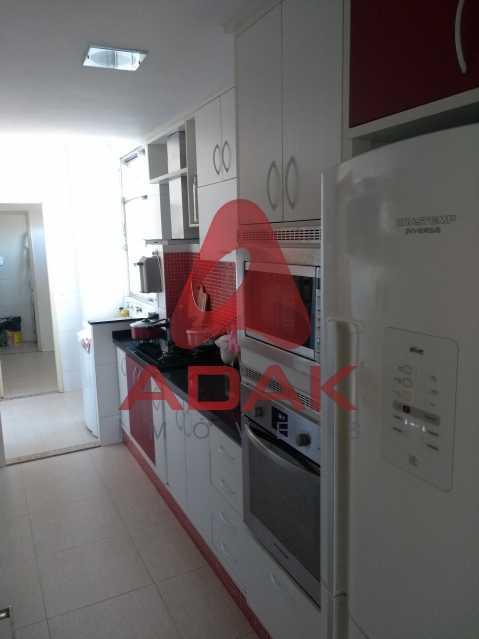 Cozinha - Apartamento 2 quartos à venda Estácio, Rio de Janeiro - R$ 450.000 - CTAP20446 - 8