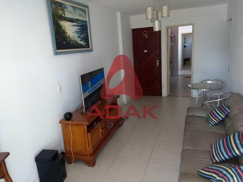 Sala - Apartamento 2 quartos à venda Estácio, Rio de Janeiro - R$ 450.000 - CTAP20446 - 12