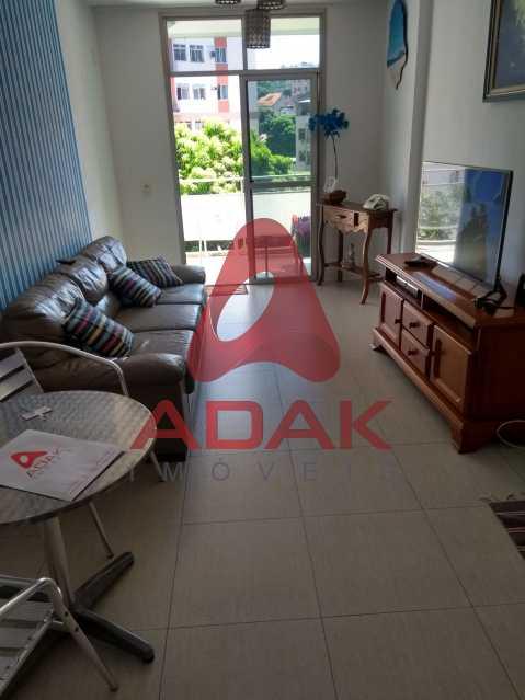 Sala - Apartamento 2 quartos à venda Estácio, Rio de Janeiro - R$ 450.000 - CTAP20446 - 14