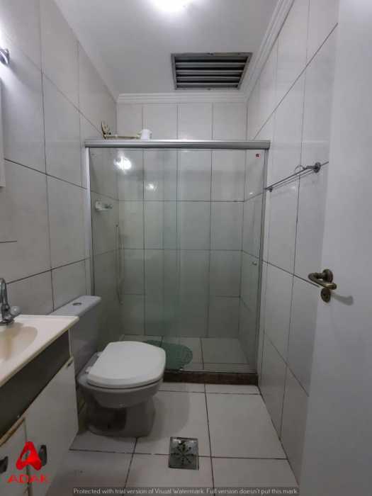 BANHEIRO - Apartamento para alugar Rua de Santana,Centro, Rio de Janeiro - R$ 800 - CTAP10690 - 4
