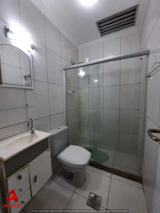 BANHEIRO - Apartamento para alugar Rua de Santana,Centro, Rio de Janeiro - R$ 800 - CTAP10690 - 5