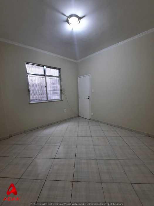 QUARTO - Apartamento para alugar Rua de Santana,Centro, Rio de Janeiro - R$ 800 - CTAP10690 - 6