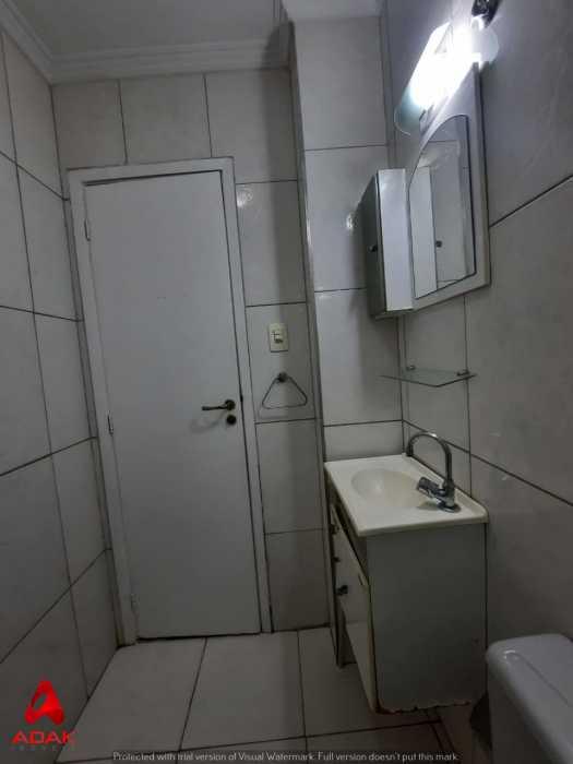 BANHEIRO - Apartamento para alugar Rua de Santana,Centro, Rio de Janeiro - R$ 800 - CTAP10690 - 7