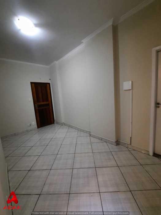 SALA - Apartamento para alugar Rua de Santana,Centro, Rio de Janeiro - R$ 800 - CTAP10690 - 8
