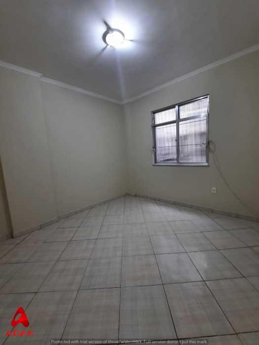 QUARTO - Apartamento para alugar Rua de Santana,Centro, Rio de Janeiro - R$ 800 - CTAP10690 - 9