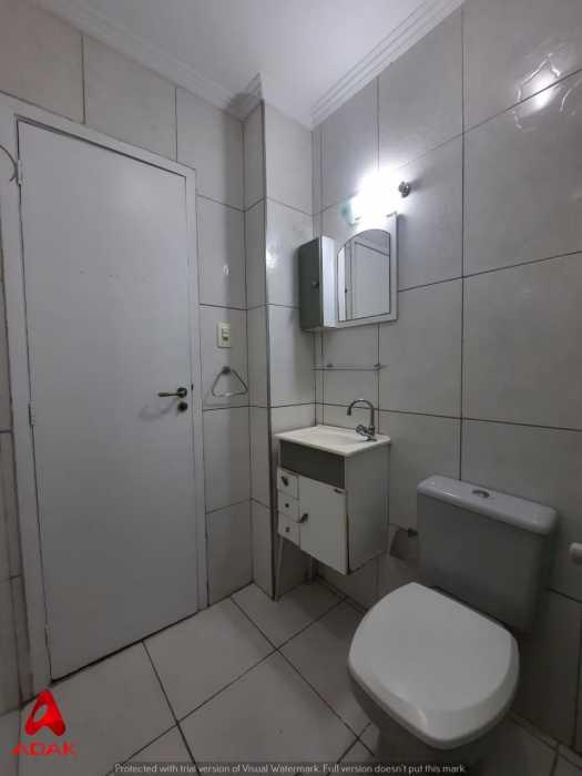 BANHEIRO - Apartamento para alugar Rua de Santana,Centro, Rio de Janeiro - R$ 800 - CTAP10690 - 11