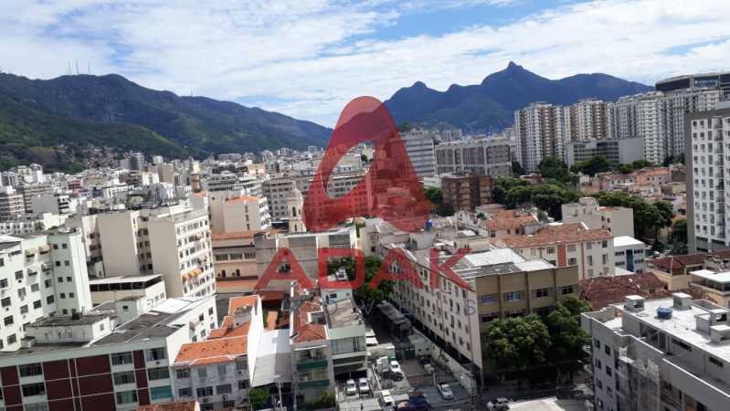 praf1 - Apartamento 2 quartos à venda Praça da Bandeira, Rio de Janeiro - R$ 450.000 - CTAP20466 - 1