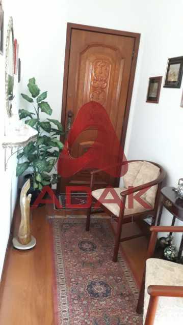 praf2 - Apartamento 2 quartos à venda Praça da Bandeira, Rio de Janeiro - R$ 450.000 - CTAP20466 - 3