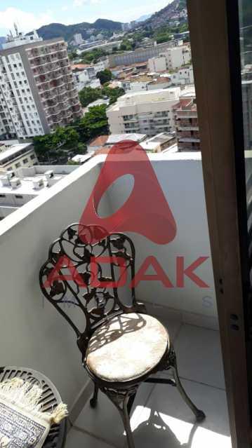 praf9 - Apartamento 2 quartos à venda Praça da Bandeira, Rio de Janeiro - R$ 450.000 - CTAP20466 - 10