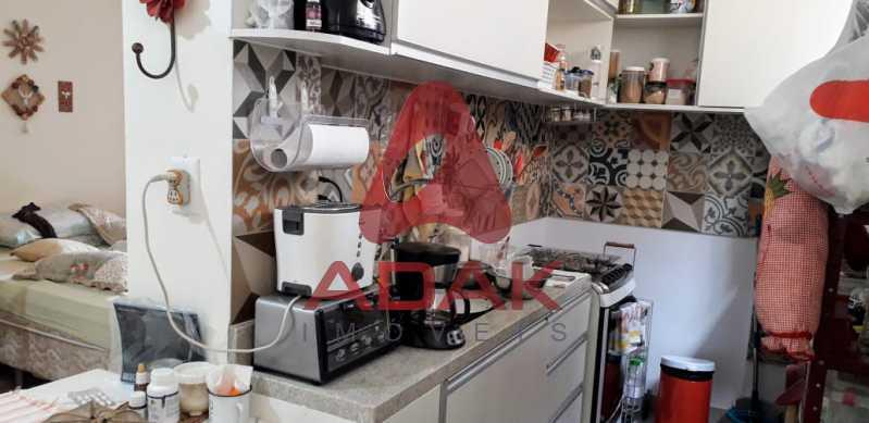 cozinha 1 - Kitnet/Conjugado 35m² à venda Santa Teresa, Rio de Janeiro - R$ 235.000 - CTKI00661 - 22