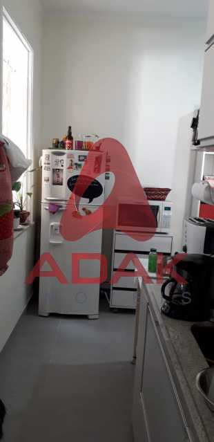cozinha 2 - Kitnet/Conjugado 35m² à venda Santa Teresa, Rio de Janeiro - R$ 235.000 - CTKI00661 - 23