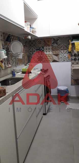 cozinha - Kitnet/Conjugado 35m² à venda Santa Teresa, Rio de Janeiro - R$ 235.000 - CTKI00661 - 24