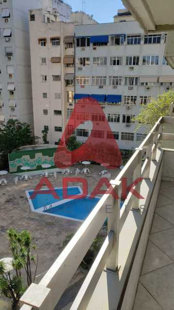 21 - Flat 1 quarto para venda e aluguel Copacabana, Rio de Janeiro - R$ 650.000 - CPFL10029 - 1