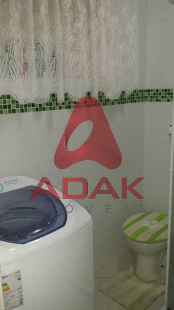 1 - Apartamento 1 quarto à venda Vasco da Gama, Rio de Janeiro - R$ 117.000 - CTAP10783 - 1