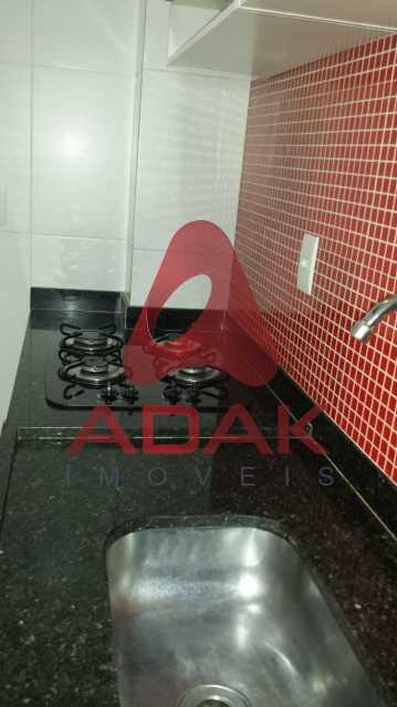 7 - Apartamento 1 quarto à venda Vasco da Gama, Rio de Janeiro - R$ 117.000 - CTAP10783 - 7