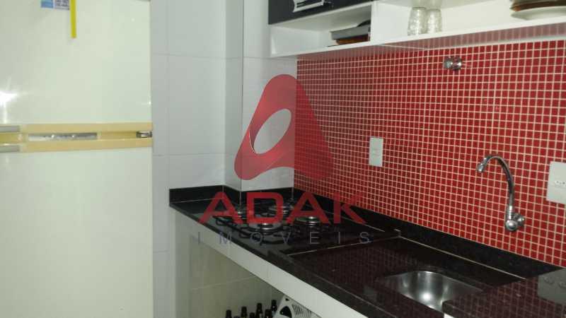 9 - Apartamento 1 quarto à venda Vasco da Gama, Rio de Janeiro - R$ 117.000 - CTAP10783 - 9