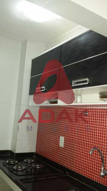 454 - Apartamento 1 quarto à venda Vasco da Gama, Rio de Janeiro - R$ 117.000 - CTAP10783 - 24