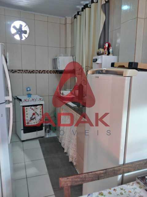 558 1 - Casa à venda Santa Teresa, Rio de Janeiro - R$ 85.000 - CTCA00009 - 1