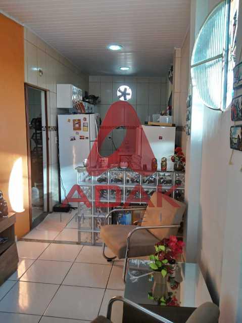 558 3 - Casa à venda Santa Teresa, Rio de Janeiro - R$ 85.000 - CTCA00009 - 4