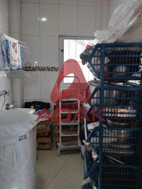 558 7 - Casa à venda Santa Teresa, Rio de Janeiro - R$ 85.000 - CTCA00009 - 7