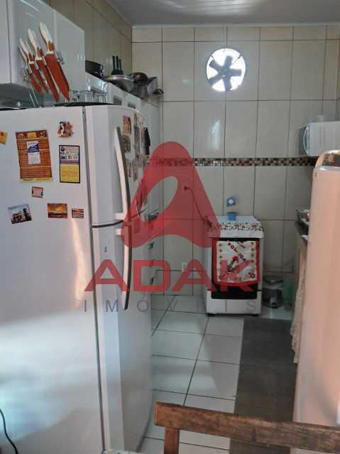 558 8 - Casa à venda Santa Teresa, Rio de Janeiro - R$ 85.000 - CTCA00009 - 8