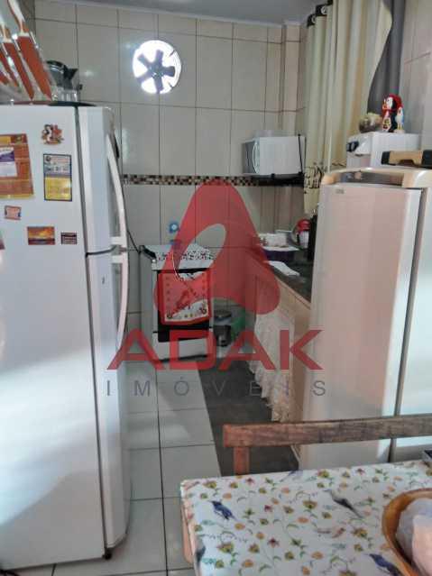 558 9 - Casa à venda Santa Teresa, Rio de Janeiro - R$ 85.000 - CTCA00009 - 9