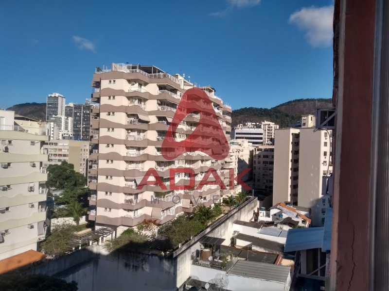Fundos lateral, ótima vista. - Kitnet/Conjugado 24m² à venda Botafogo, Rio de Janeiro - R$ 250.000 - CPKI10113 - 1