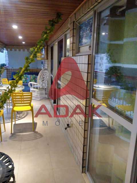 eed4b8f8-9ad0-4994-b68b-8dbb48 - Apartamento 4 quartos à venda Laranjeiras, Rio de Janeiro - R$ 1.890.000 - CTAP40018 - 27