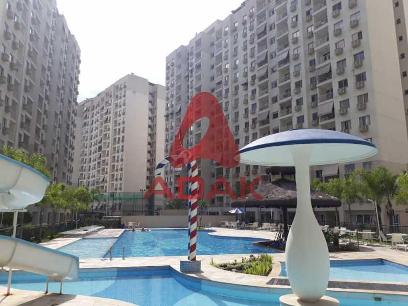 6. - Apartamento 2 quartos à venda Cachambi, Rio de Janeiro - R$ 290.000 - CPAP20881 - 7