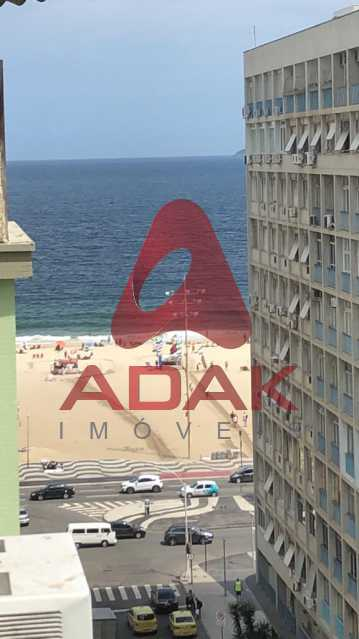 Saleta quarto Copacabana  - Kitnet/Conjugado 28m² à venda Copacabana, Rio de Janeiro - R$ 420.000 - CPKI00085 - 1
