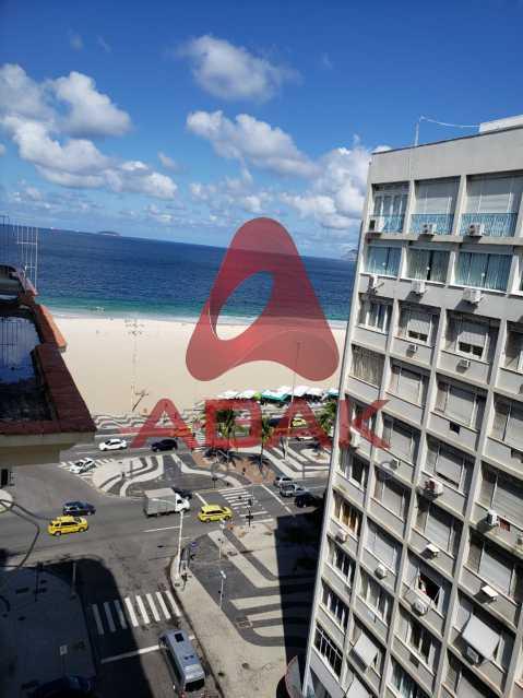 Conjugadão vista mar  - Kitnet/Conjugado 30m² à venda Copacabana, Rio de Janeiro - R$ 400.000 - CPKI00086 - 1