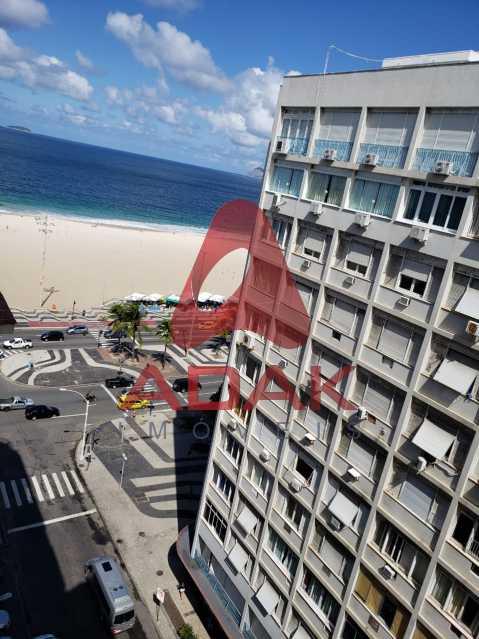 Conjugadão vista mar  - Kitnet/Conjugado 30m² à venda Copacabana, Rio de Janeiro - R$ 400.000 - CPKI00086 - 3