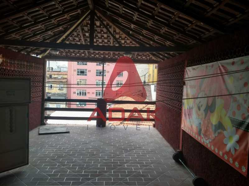 6c66bce2-b96f-4228-a2ce-29938c - Casa de Vila 2 quartos à venda Centro, Rio de Janeiro - R$ 450.000 - CTCV20018 - 6