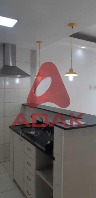 Conjugado reformado  - Kitnet/Conjugado 40m² à venda Copacabana, Rio de Janeiro - R$ 450.000 - CPKI00092 - 5