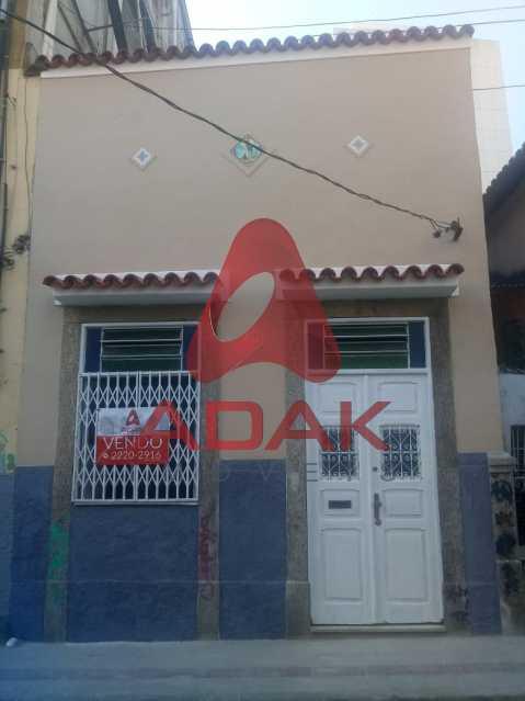 bb4008db-ce45-4ba0-8ce4-ab142a - Casa 1 quarto à venda Cidade Nova, Rio de Janeiro - R$ 265.000 - CTCA10007 - 17