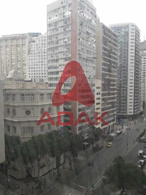 185 12. - Sala Comercial 28m² à venda Centro, Rio de Janeiro - R$ 165.000 - CTSL00513 - 1