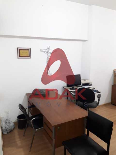 185 24. - Sala Comercial 28m² à venda Centro, Rio de Janeiro - R$ 165.000 - CTSL00513 - 14