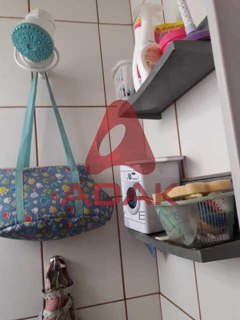 02 quartos tijuca  - Apartamento 2 quartos à venda Tijuca, Rio de Janeiro - R$ 350.000 - CPAP20913 - 9