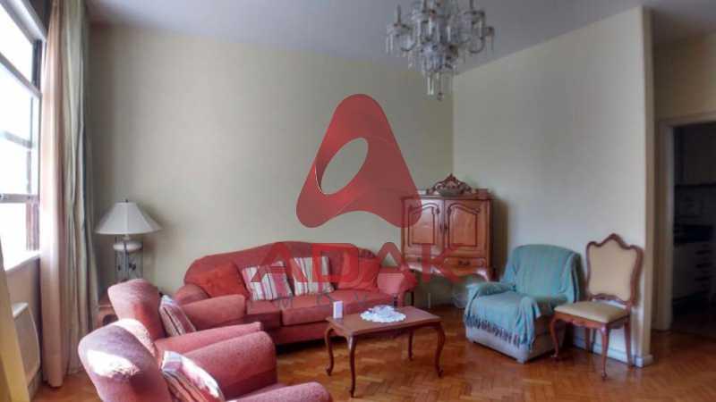 Dois quartos Flamengo - Apartamento 2 quartos à venda Flamengo, Rio de Janeiro - R$ 750.000 - CPAP20916 - 3