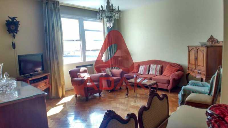 Dois quartos Flamengo - Apartamento 2 quartos à venda Flamengo, Rio de Janeiro - R$ 750.000 - CPAP20916 - 1
