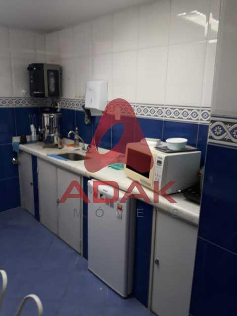 Copa - Cozinha 01 - Andar 188m² à venda Centro, Rio de Janeiro - R$ 700.000 - CTAN00005 - 6