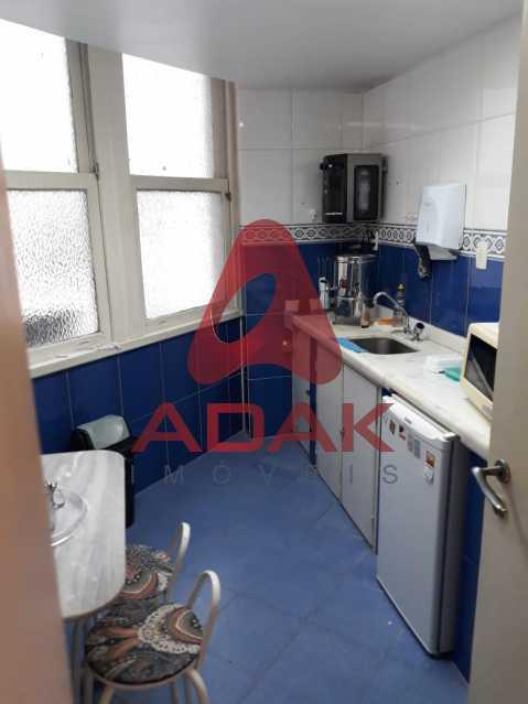 Copa - Cozinha 02 - Andar 188m² à venda Centro, Rio de Janeiro - R$ 700.000 - CTAN00005 - 7
