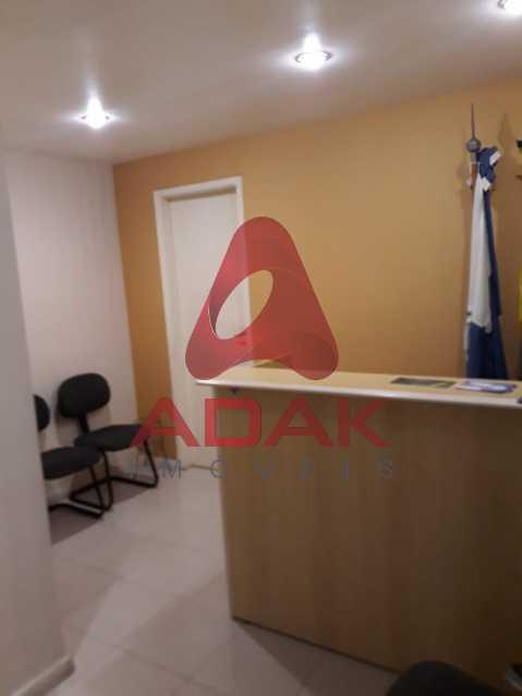 Recepção - Andar 188m² à venda Centro, Rio de Janeiro - R$ 700.000 - CTAN00005 - 15