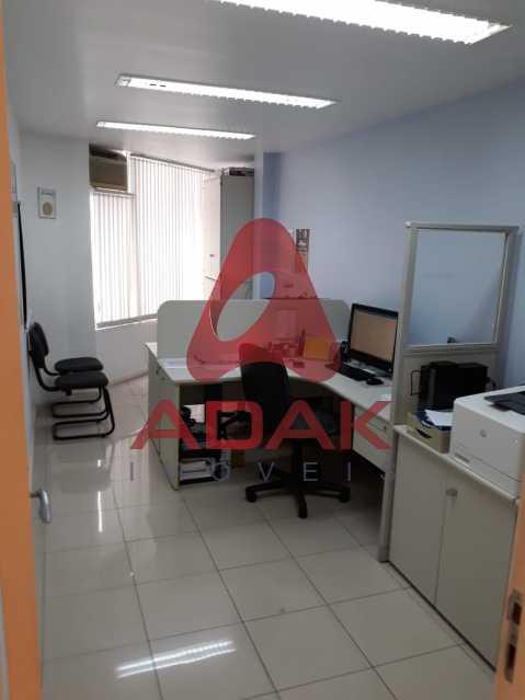 Sala 02 -02 - Andar 188m² à venda Centro, Rio de Janeiro - R$ 700.000 - CTAN00005 - 17