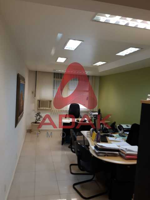 Sala 03 - Andar 188m² à venda Centro, Rio de Janeiro - R$ 700.000 - CTAN00005 - 19