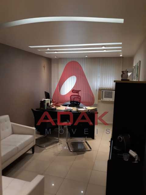 Sala 04 com Banheiro - Andar 188m² à venda Centro, Rio de Janeiro - R$ 700.000 - CTAN00005 - 21
