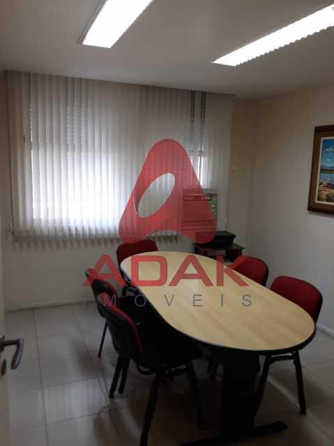 Sala de Reunião 03 - Andar 188m² à venda Centro, Rio de Janeiro - R$ 700.000 - CTAN00005 - 25