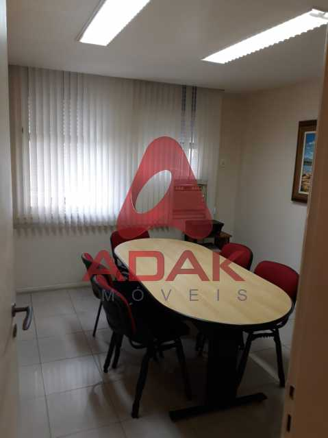 Sala de Reunião - Andar 188m² à venda Centro, Rio de Janeiro - R$ 700.000 - CTAN00005 - 26