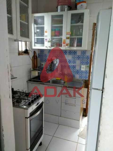 211920100046839 - Casa de Vila 1 quarto à venda Santa Teresa, Rio de Janeiro - R$ 110.000 - CTCV10016 - 1